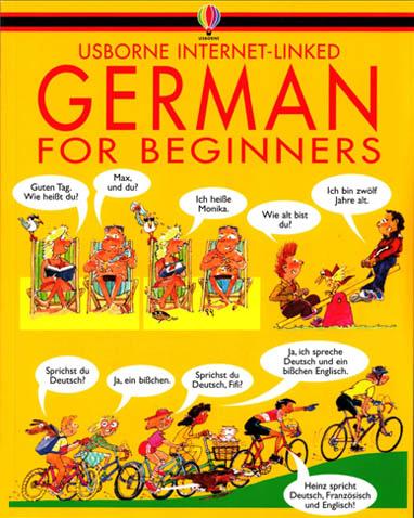کتاب مصور آموزش مبتدی زبان آلمانی German For beginners