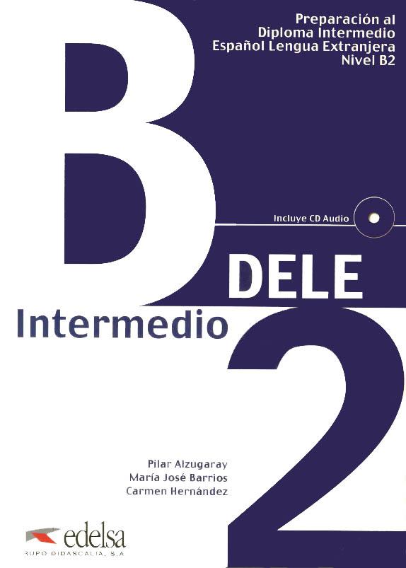 کتاب Preparación al Diploma de Español - nivel B2