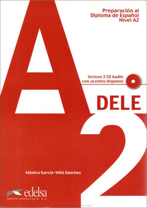 کتاب Preparación al Diploma de Español - nivel A2