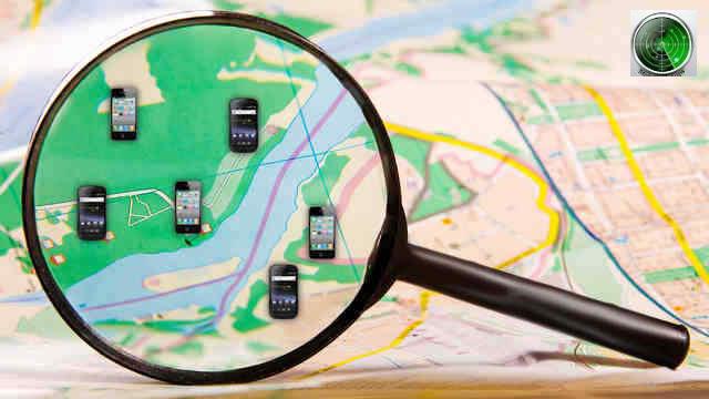 نرم افزار ردیاب و کنترل افراد از طریق موبایل