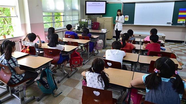 دانلود پاورپوینت نظام آموزشی کره جنوبی