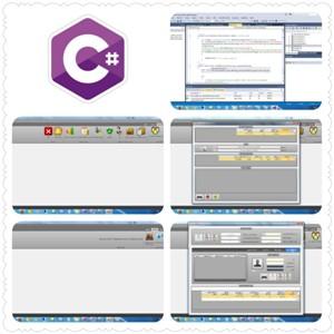 پروژه کامل مدیریت مسابقات پل ماکارونی (عمران) به زبان برنامه نویسی سی شارپ و پایگاه داده sql