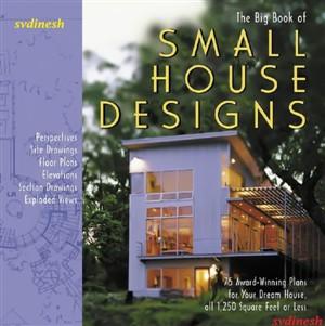 کتاب بزرگ طراحی خانه مسکونی - ۷۵ نقشه منتخب جشنواره