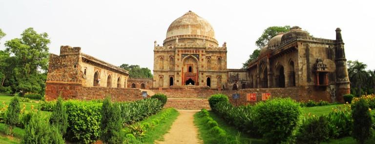 مقاله باغ سازی هندی