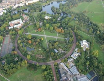 بررسی ریجنت پارک لندن