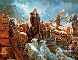 مقاله درباره سرگذشت نوح