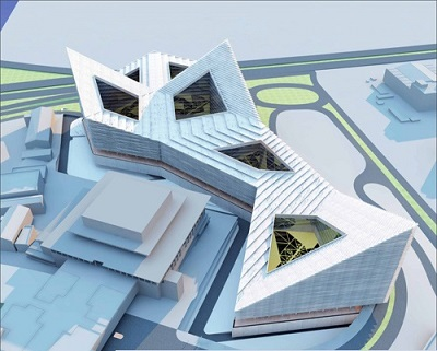 پروژه آماده رساله  طراحی معماری اقامتگاه بین راهی (متل)