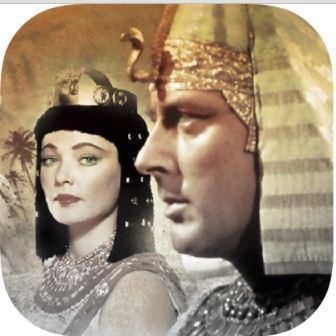 برنامه اندروید رمان معروف سینوهه پزشک مخصوص فرعون