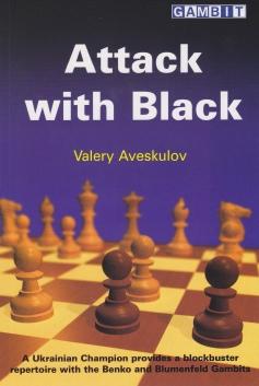 کتاب شطرنج حمله با سیاه  Attack with Black