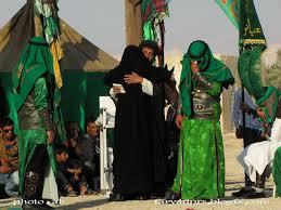 دانلود تعزیه امام حسین ( عاشورا )  حمزه کاظمی و نرگس خانی  . سی دی اول و دوم