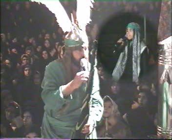 دانلود تعزیه امام حسین ( عاشورا ) احمدبلبل و علیجان