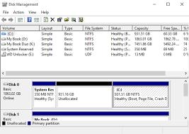 آشنایی با پارتیشن بندی و طرز کار Disk Management