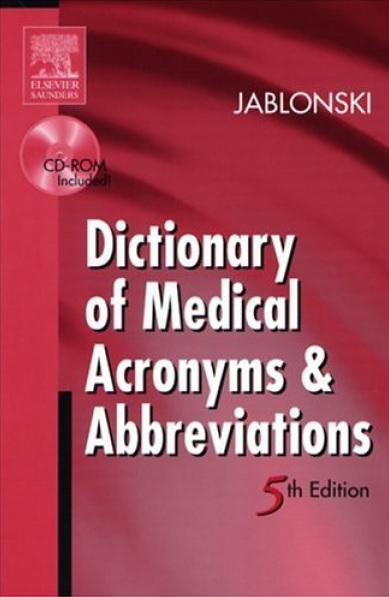 دیکشنری اصطلاحات پزشکی