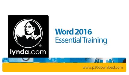 پکیج آموزشی ورد 2016 به صورت کامل