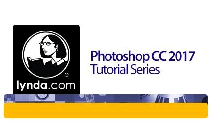 آموزش فتوشاپ سی سی 2017-Lynda Photoshop CC 2017 Tutorial Series