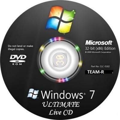 دانلود ویندوز لایو 7 – Windows 7 Live CD