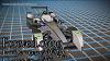 دانلود فیلم آموزشی طراحی ماشین در نرم افزار Blender
