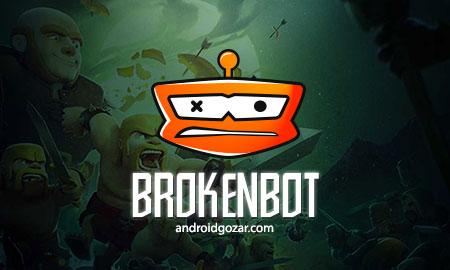 دانلود ربات بازی کلش اف کلنز (بروکن بات)