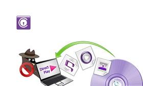 جلوگیری از کپی شدن فایل ها در cd/dvd و حافظه ها