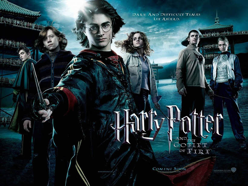 داستان هری پاتر