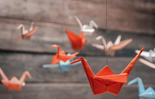 دانلود آموزش اوریگامی