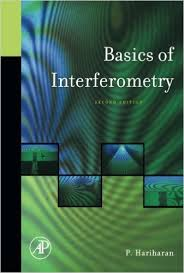 کتاب Basics of INTERFEROMETRY (مقدمه ای از تداخل سنجی)