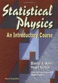 کتاب statistical physics an introduction ( مقدمه ای بر فیزیک آماری)