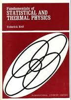 کتاب مکانیک آماری رایف