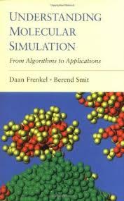 كتاب Understanding Molecular Simulation. From Algorithms to Applications