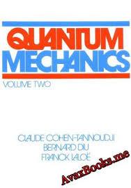 دانلود کتاب Quantum mechanics ( مکانیک کوانتومی)  جلد ۲