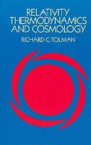 دانلود كتاب : Relativity, thermodynamics, and cosmology