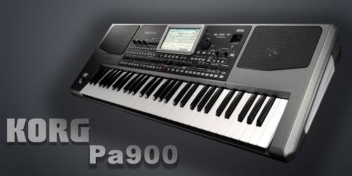 ست بسیار زیبای گلچین کامل برای KORG PA900 به بالا