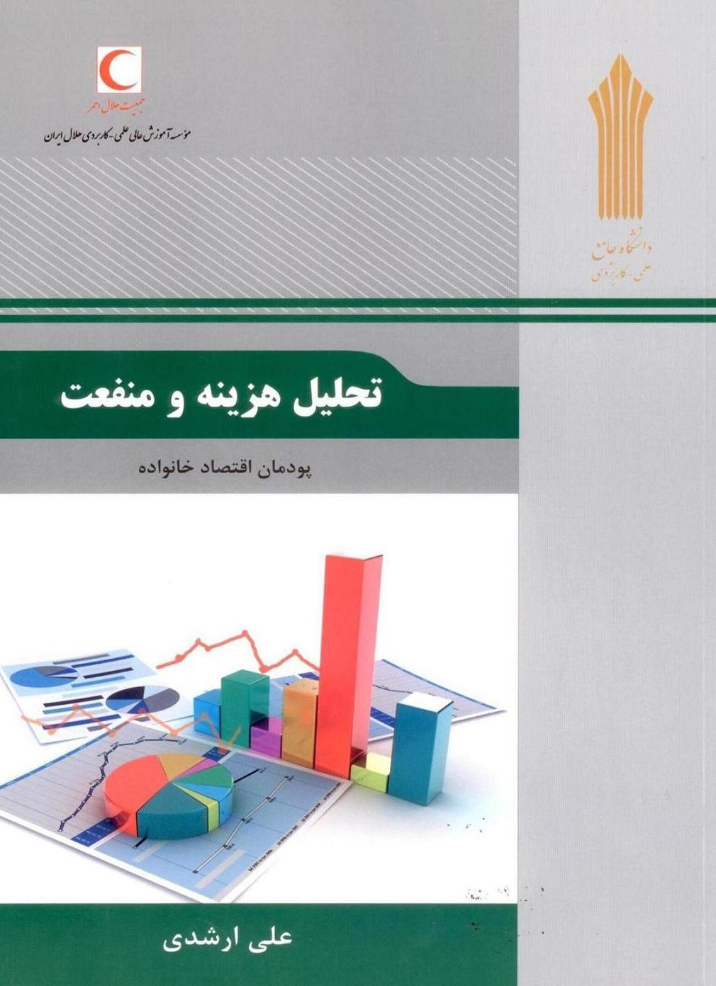 سوالات تستی کتاب تحليل هزينه و منفعت (پودمان اقتصاد خانواده)