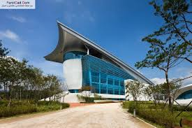 پاورپوینت مرکز هنرهای نمایشی کره جنوبی