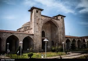 پاورپوینت آشنایی با معماری اسلامی شیوه خراسانی