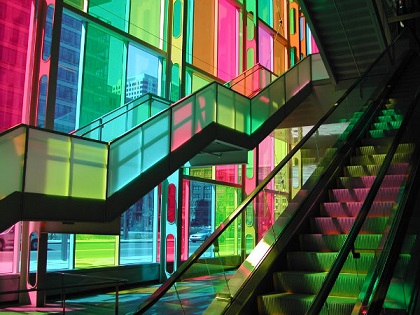 پاورپوینت رنگ شناسی و کاربرد در معماری