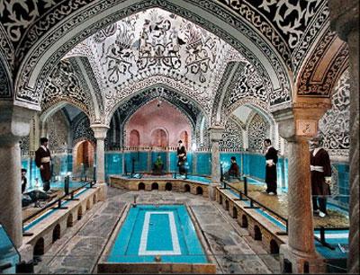 پاورپوینت حمام های تاریخی ایران