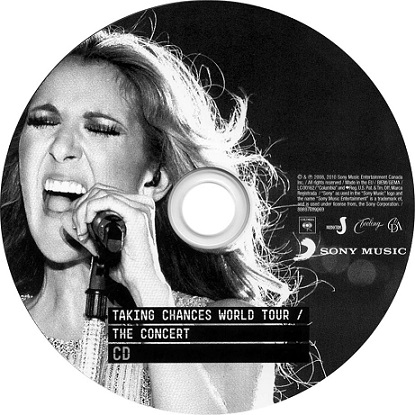 مجموعه کنسرت Celine Dion - Taking Chances World Tour