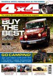 مجله خودروهای بیابانی 4×4 Magazine