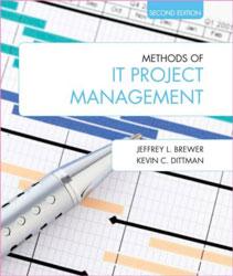 کتاب روش های نوین مدیریت Method of IT Project Management