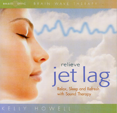 فرونشاندن خستگی سفر Relieve Jet Lag