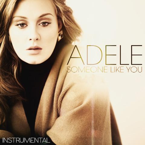 آلبوم بدون کلام Someone Like You کاری ازAdele