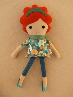 50 مدل عروسک پارچه ای خارجی کمیاب و خاص با الگو