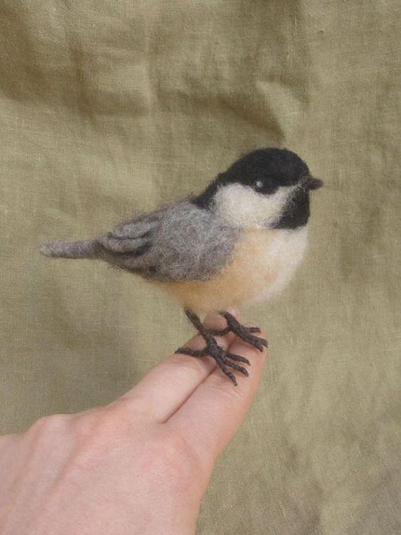 فیلم خارجی آموزش ساخت پرنده نمدی
