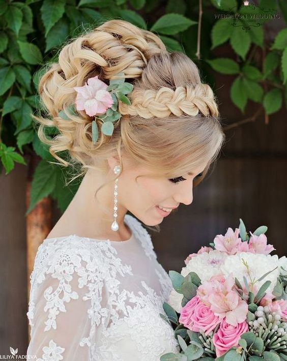 106 مدل موی عروس