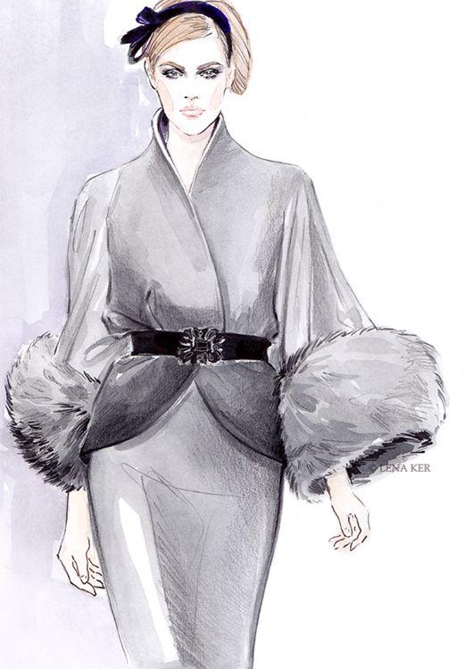 65 مدل طراحی لباس