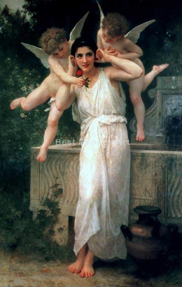 31 مدل با کیفیت از نقاشیهای مشهور کلاسیک جهان