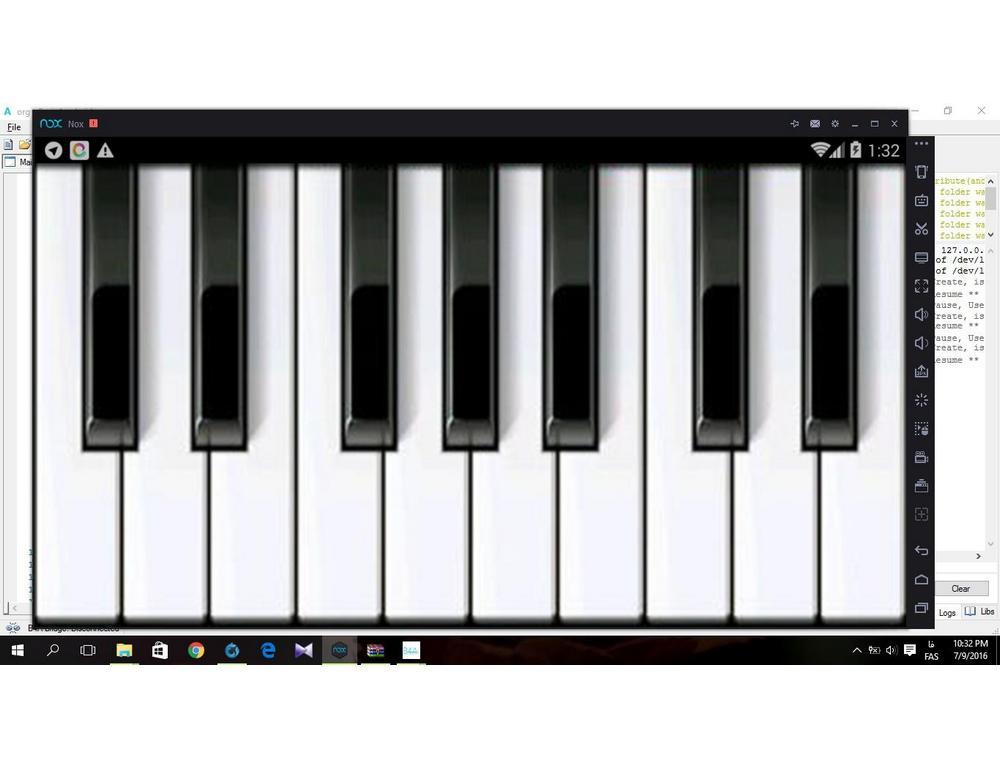 سورس کد اندروید پیانو