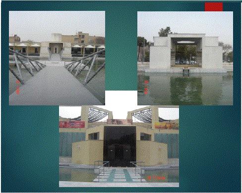 پاورپوینت تحلیل فرهنگسرای فرشچیان اصفهان