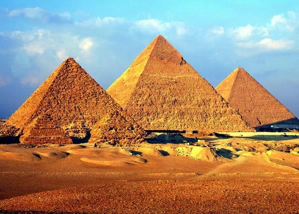 دانلود پاورپوینت مصر و نحوه ورود اسلام به این کشور